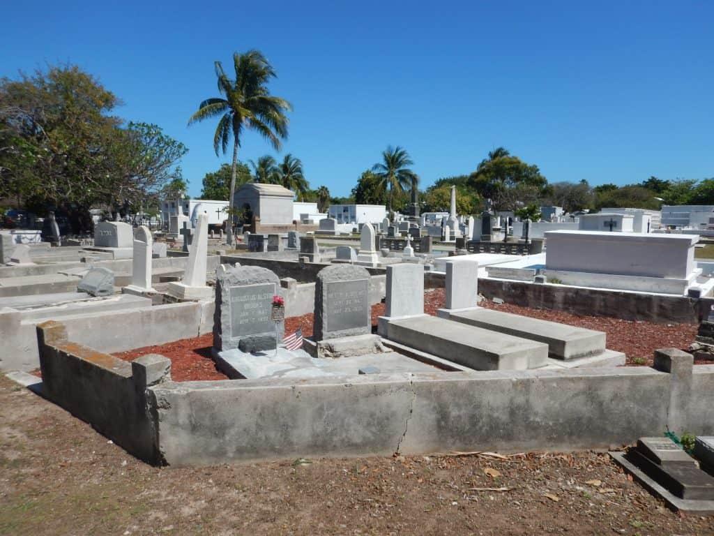 Key West Old Cemenetry
