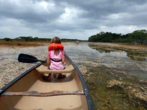 Kanotrip in de Everglades