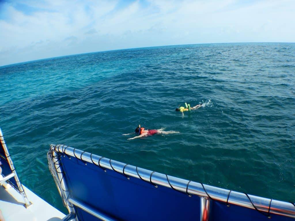 John Pennekamp snorkeltrip - Key Largo
