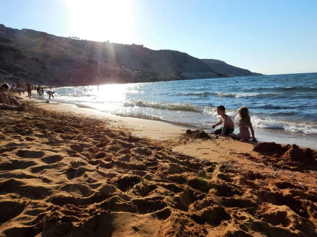 Rambla Beach Gozo