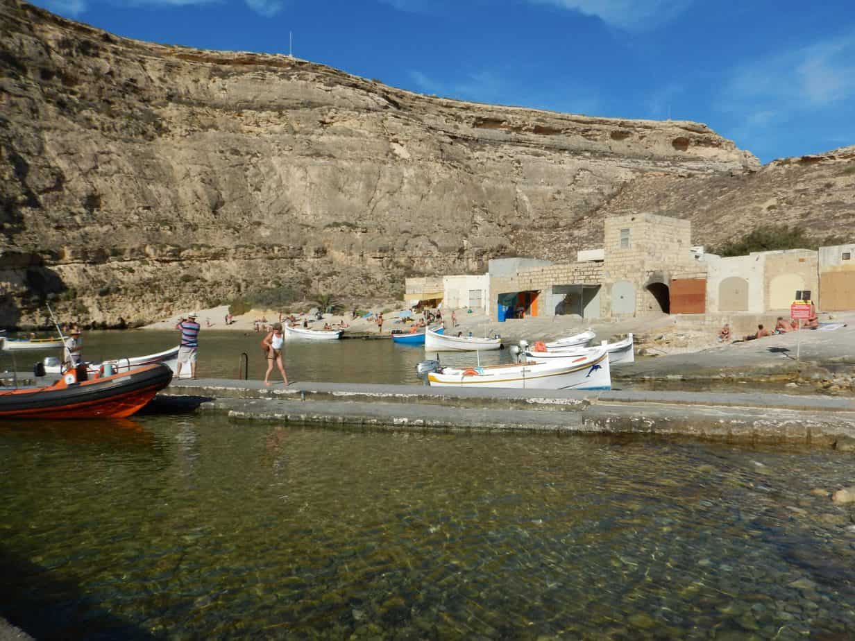 Inland Sea Gozo