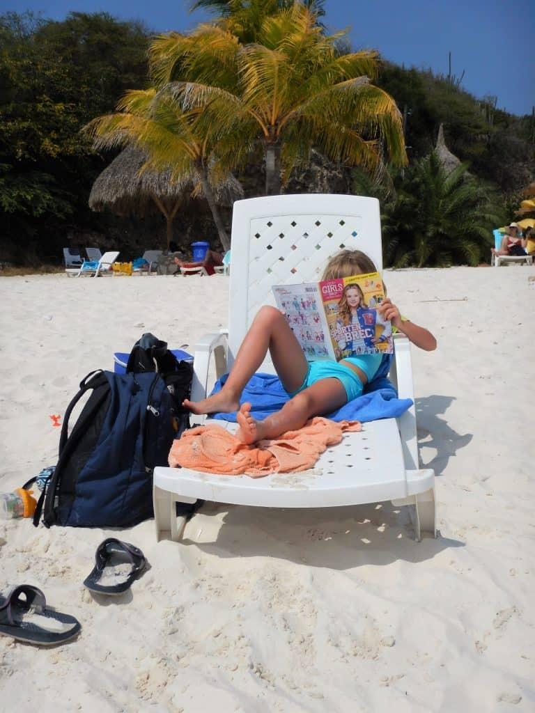 Cas Abao beach Curaçao