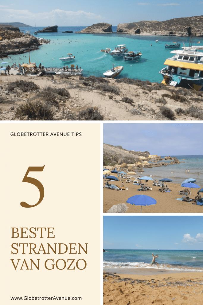 Beste stranden van Gozo
