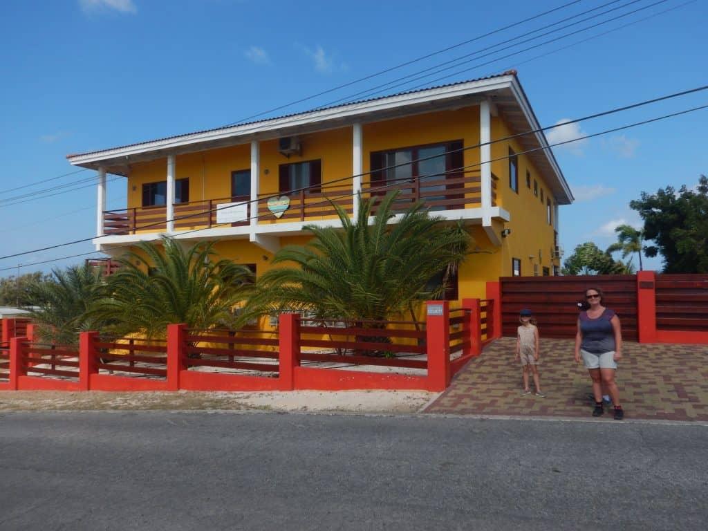 Home sweet home Curaçao
