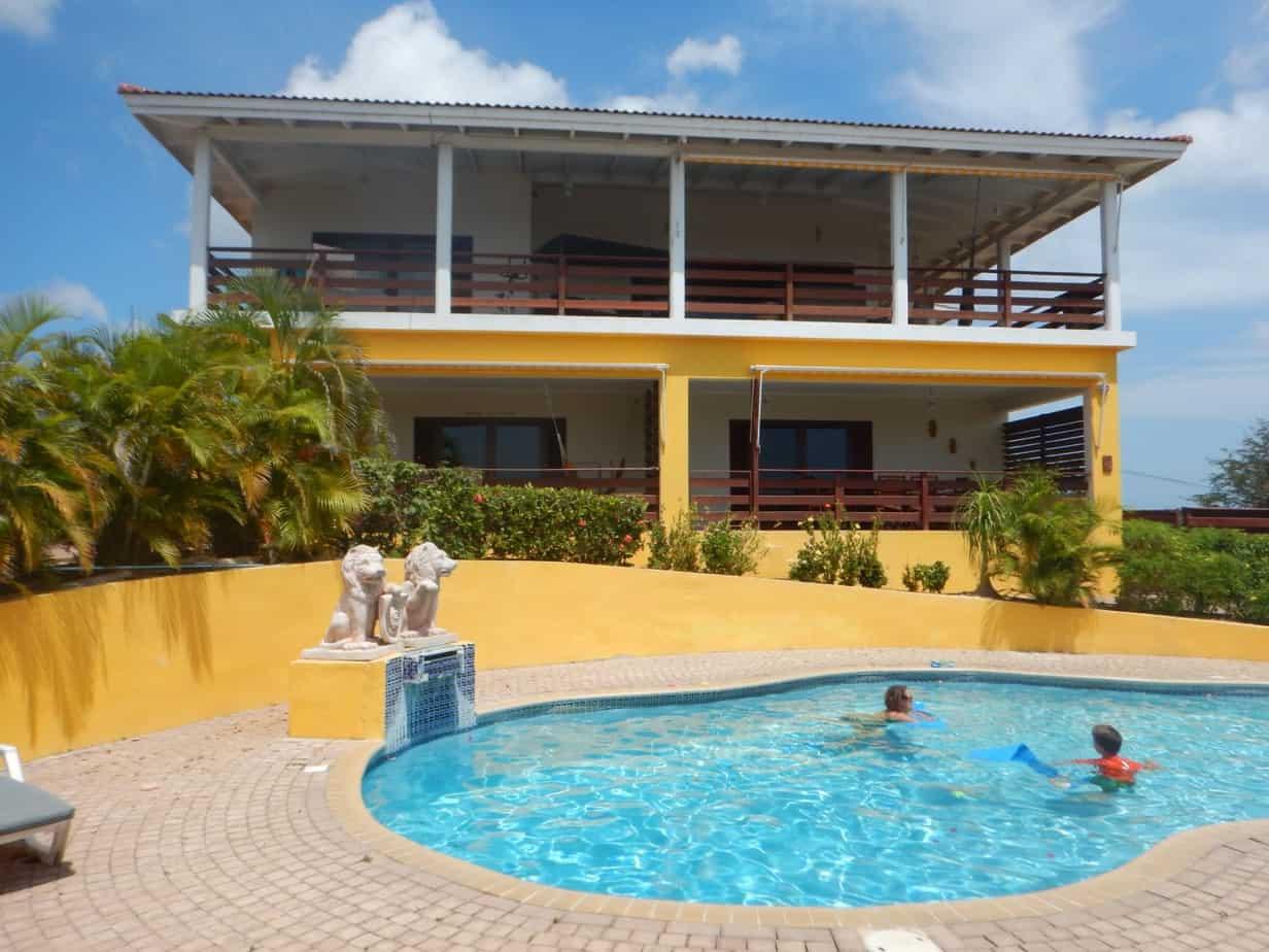 Ons verblijf op Curaçao – Home Sweet Home