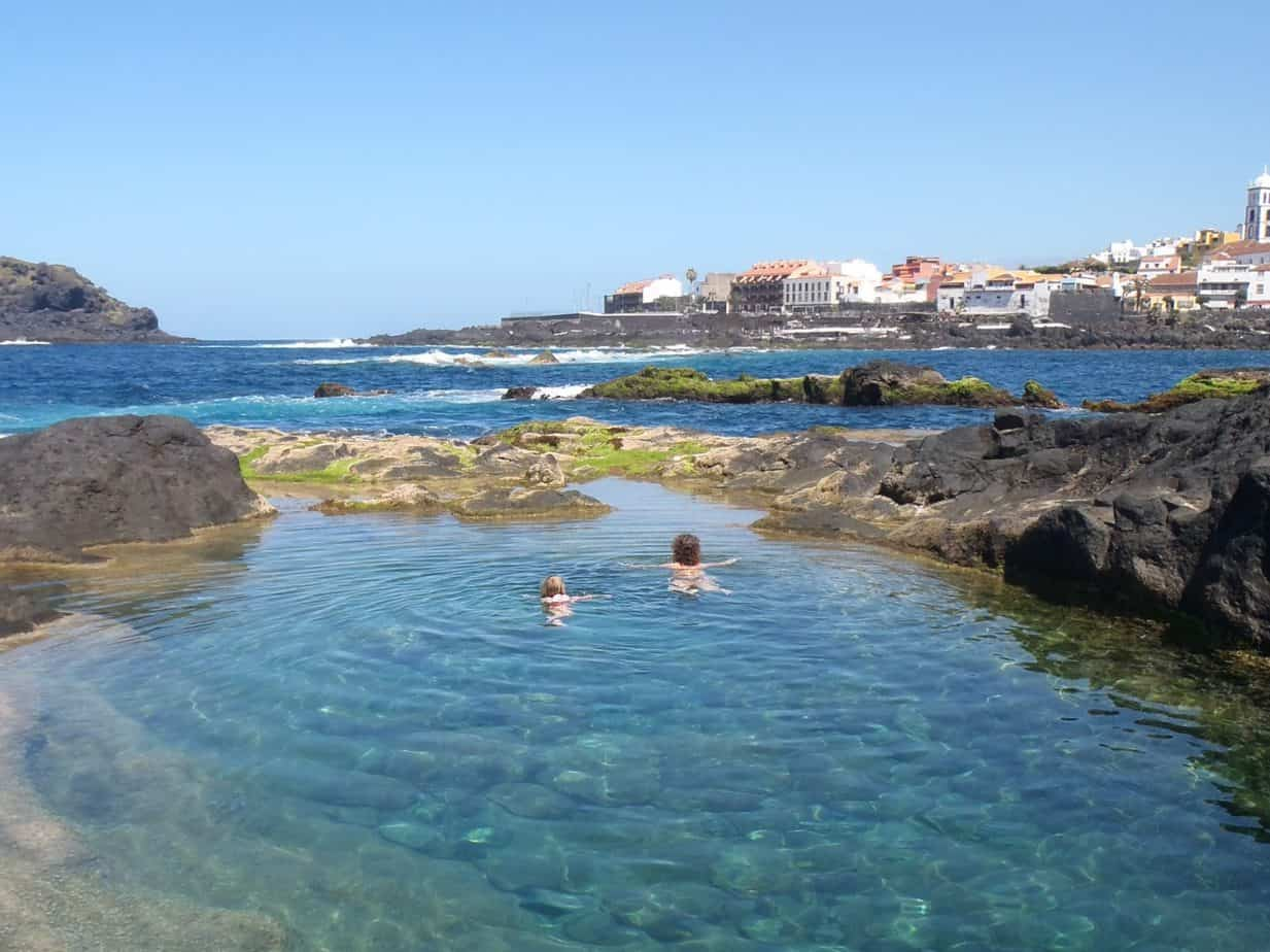 Tenerife klimaat