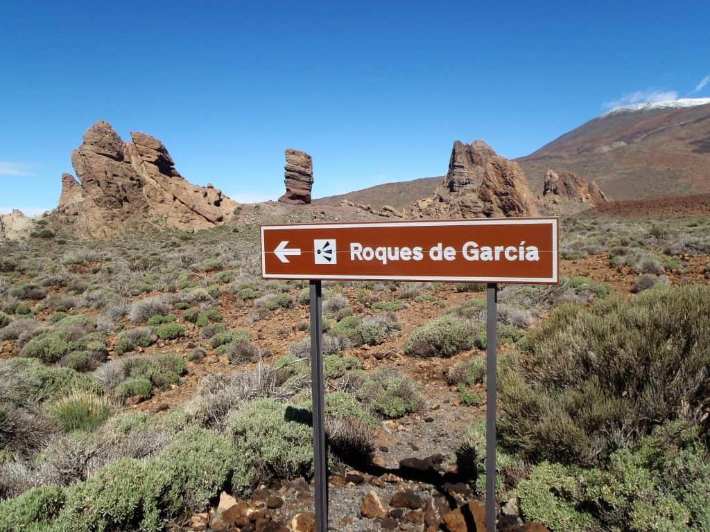 Tenerife wandelingen