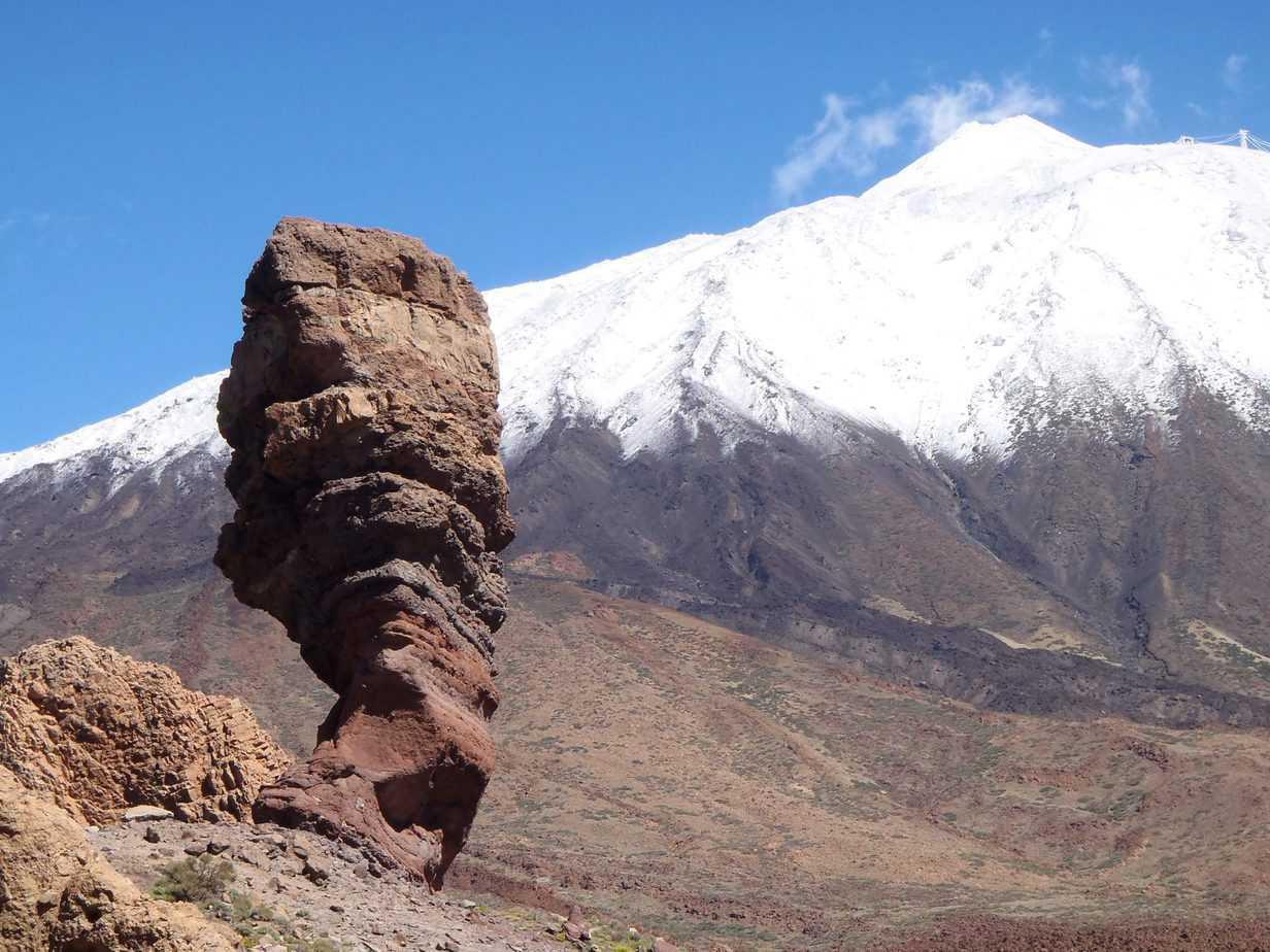 Tenerife - Natuur eiland
