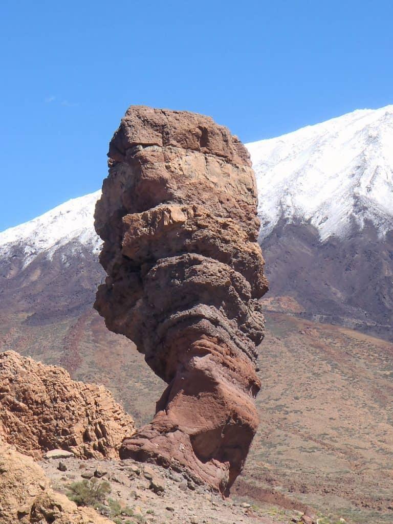 Tenerife Roques de Garcia