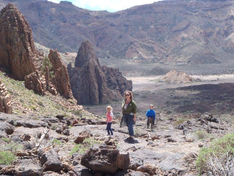wandelingen Tenerife