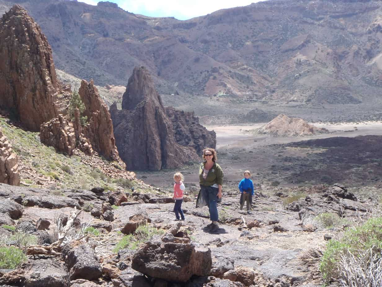 De mooiste wandelingen op Tenerife