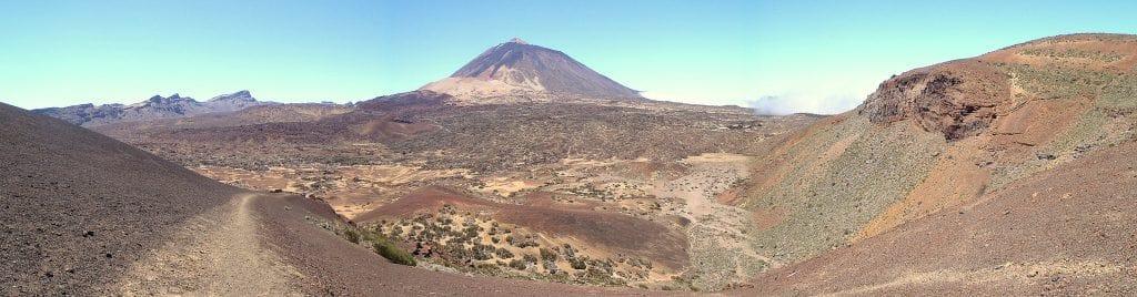 Tenerife Arenas Negras