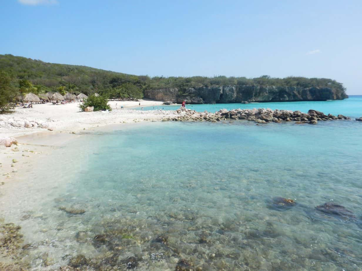 Playa Daaibooi Curaçao