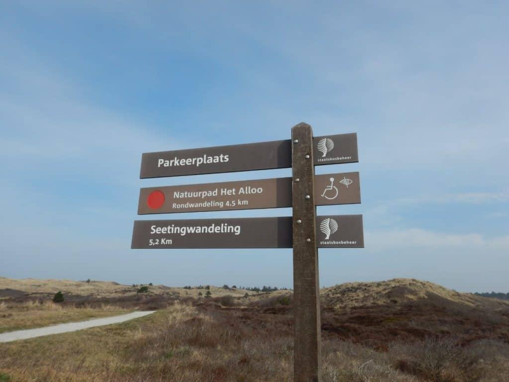 Wandeling Het Alloo Texel
