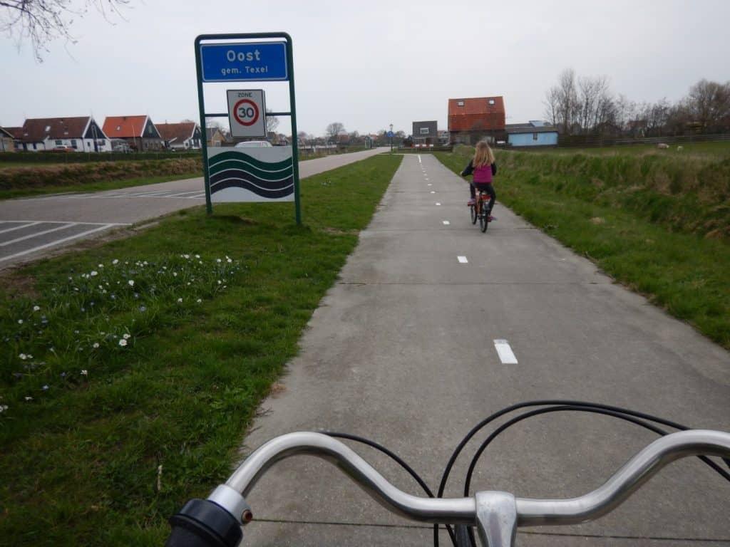 Fietstocht Texel