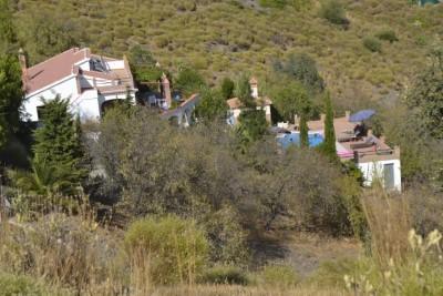 Vakantievilla Los Almendros Salares Spanje