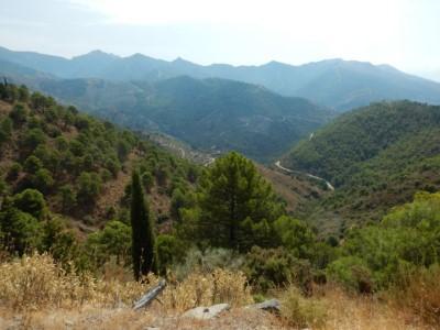 Wandeling Canillas de Albaida