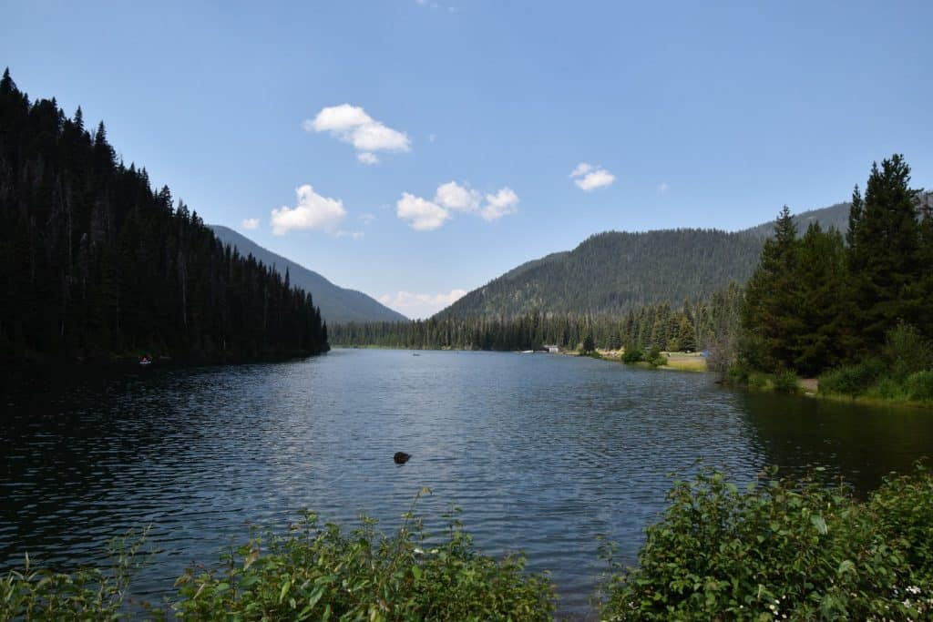 Manning Park - Lightning Lake