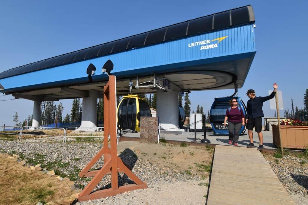 Mackenzie Outpost - Mount Revelstoke Resort
