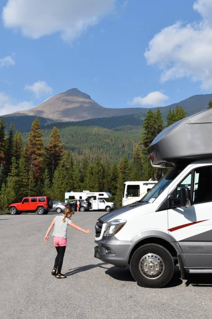 Mercedes Navion Diesel Camper