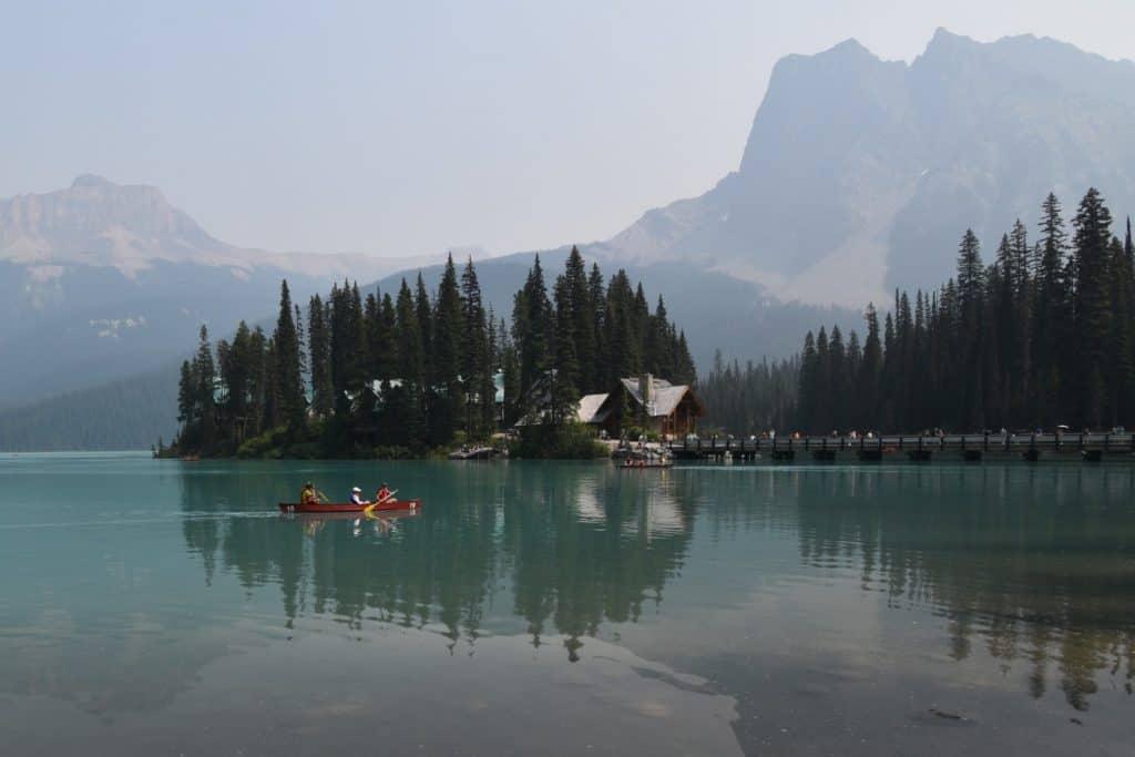 Emerald Lake BC