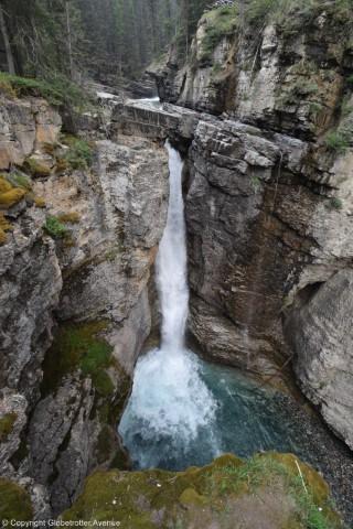 Johnston Canyon - Upper Falls