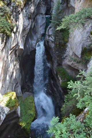 Maligne Canyon Trail - Jasper