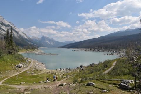 Medicine Lake - Jasper