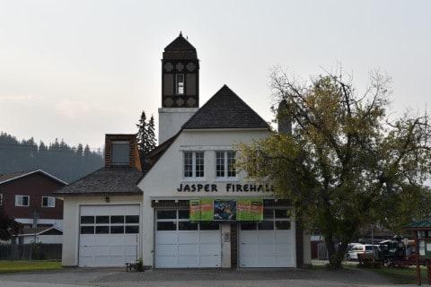 Jasper Fire Hall