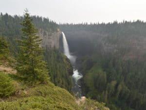 Watervallen, beren en zalm – Wells Gray Provincial Park