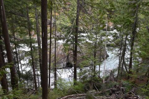 Nairn Falls Trail BC