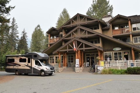 Riverside Resort Whistler BC