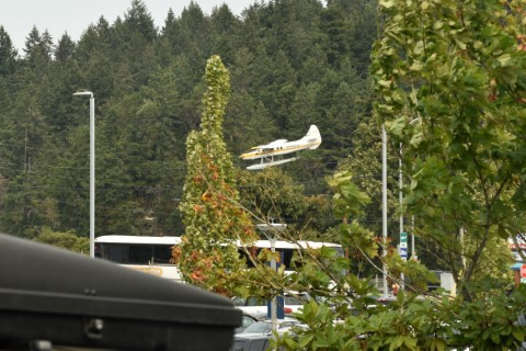 BC Ferries naar Vancouver Island
