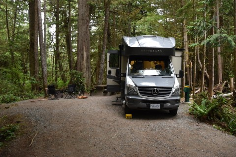 Long Beach - Green Point Campground BC