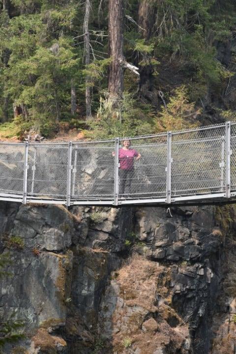 Campbell River & Elk Falls Provincial Park- BC