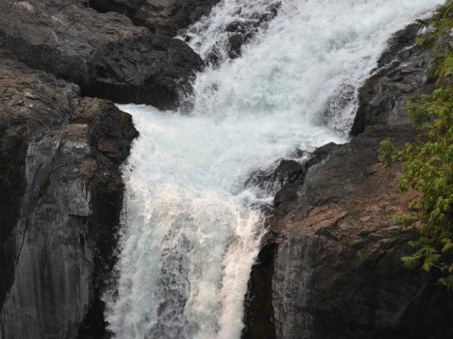 Campbell River Elk Falls