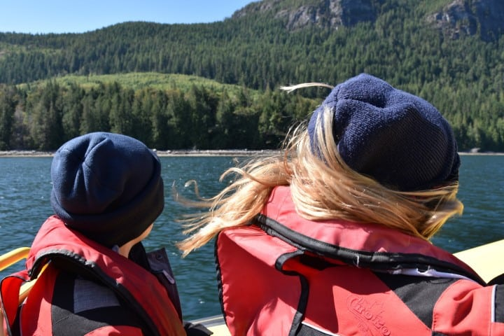 Whale Watching Campbell River - Eagle Eye Adventures
