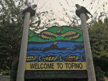 Tofino Welcome