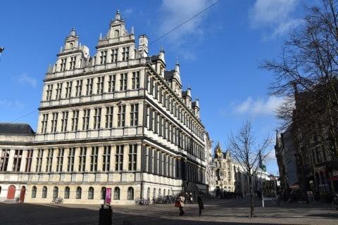 Gentse specialiteiten - Stadhuis Gent