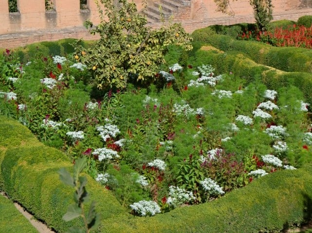 Jardines de San Francisco - Alhambra