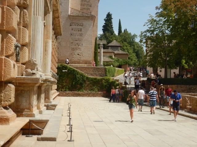 Paleis van Carlo V - Alhambra