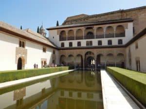 Het Alhambra bezoeken in Granada