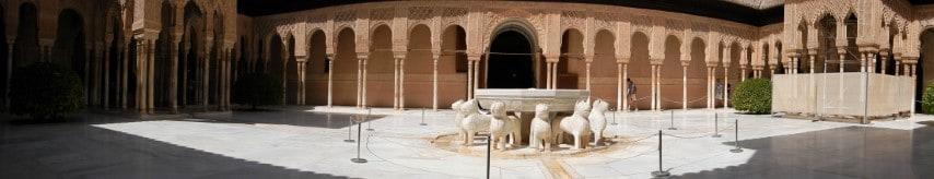 Palacio de los Leones - Alhambra