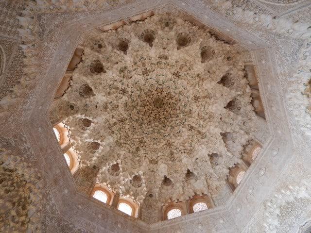 Zaal van de twee gezusters - Alhambra