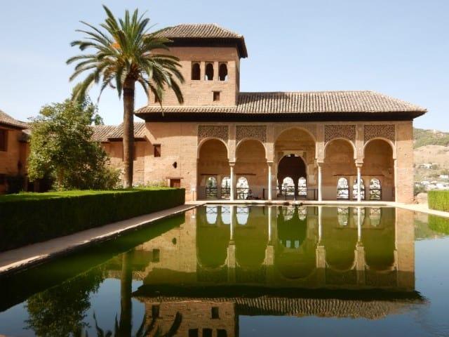El Partal - Alhambra bezoeken