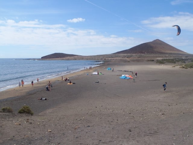 El Médano - Tenerife - Mooiste stranden Tenerife