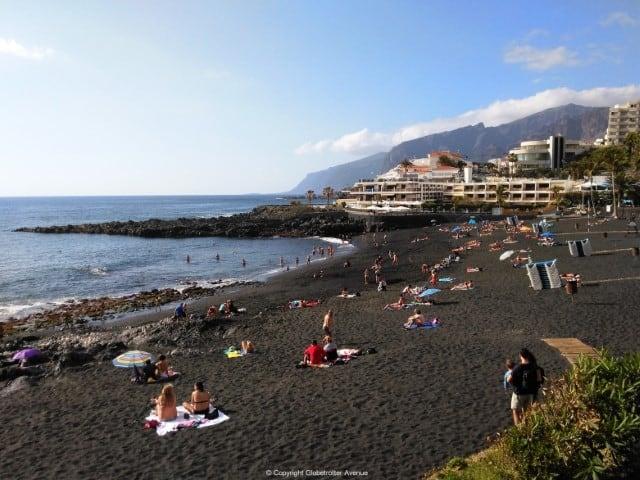 Mooiste stranden Tenerife - Playa La Arena - Tenerife