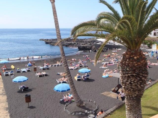 Playa La Arena - Tenerife