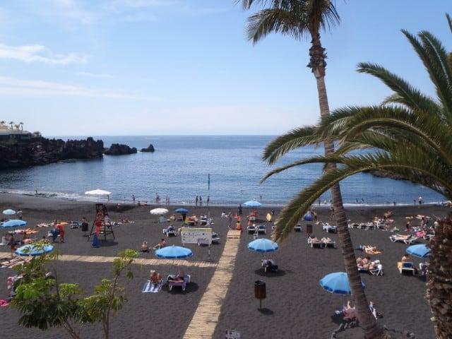 Playa La Arena - Tenerife - Mooiste stranden Tenerife