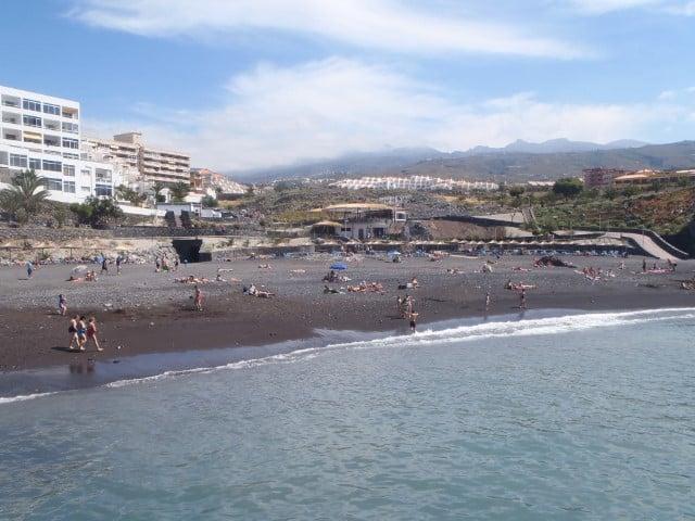 Playa de Ajabo - Tenerife - Mooiste stranden Tenerife